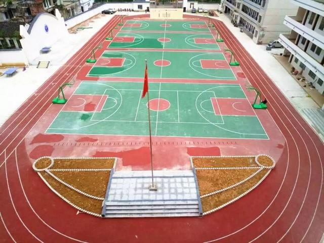 慈溪透气型塑胶跑道