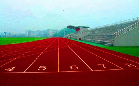 学校塑胶跑道用什么种类的塑胶跑道材料最好?