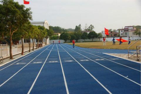 射阳复合型塑胶跑道